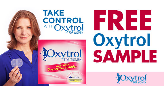 Oxytrol Patch Coupons