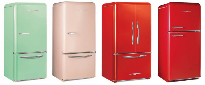 Colorful-Retro-Style-Refrigerators-Northstar-refrigerator-by-Elmira-Stove-Works