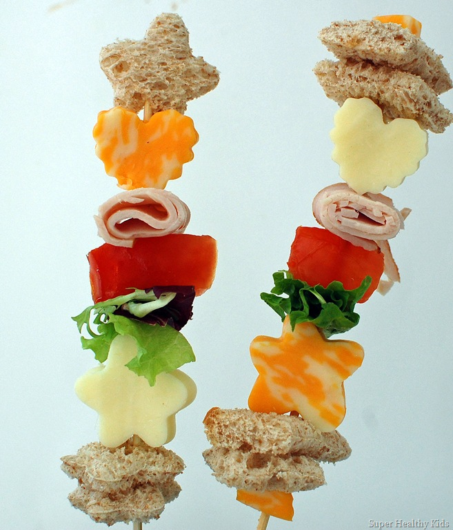 Stacky Sandwiches
