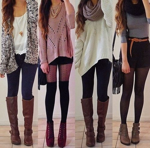 Trendy Tights