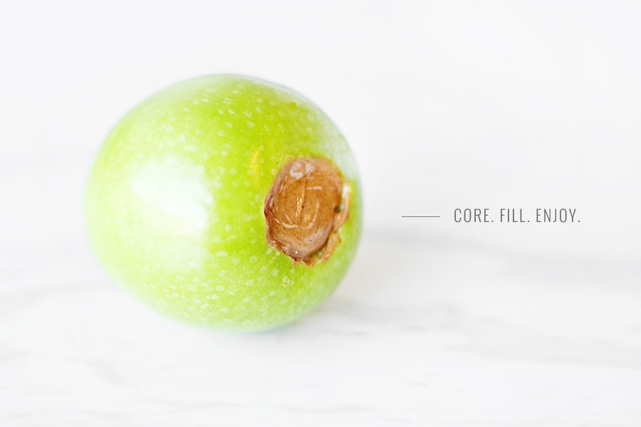 Edible-Apple-Kong-Dog-Treat
