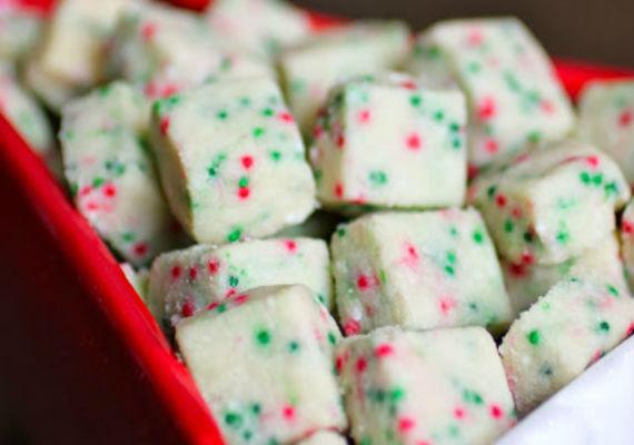 Santa's Shortbread-