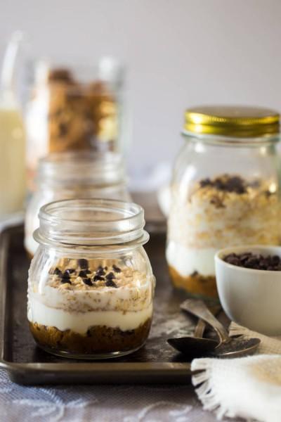 cookie dough oats