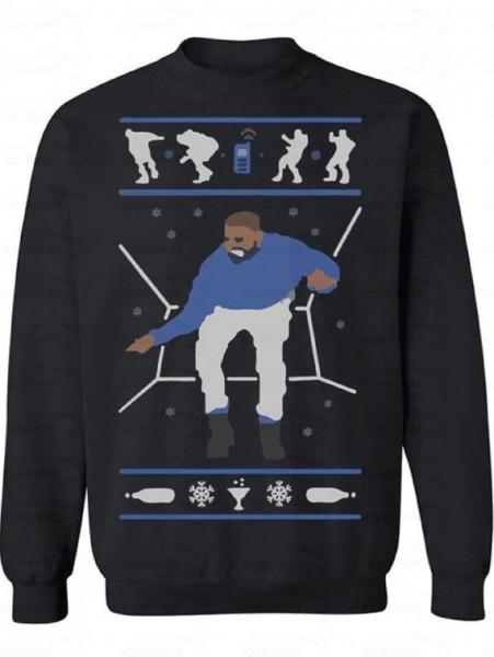 hotline bling sweater