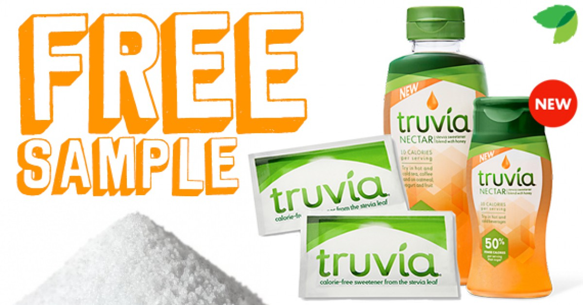 free-truvia-sample