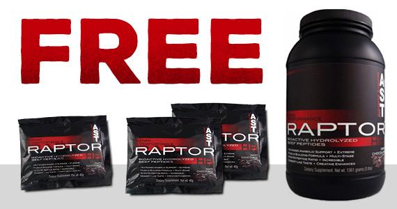 free-sample-of-raptor-hp-protein-powder