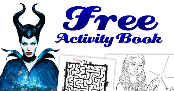 free-maleficent-activity-book
