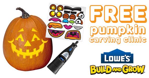 free-pumpkin-carving-clinic