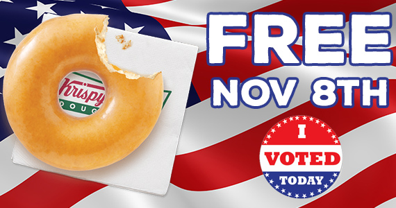free-krispy-kreme-election