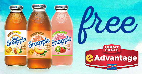 free-snapple-giant-eagle