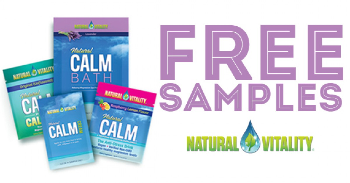 free-natural-vitality-samples