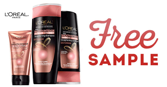 free-samples-of-ultimate-straight-by-loreal-paris